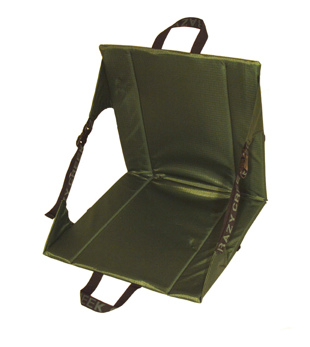 Picture of Green Crazy Creek Chair