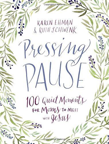 Picture of Pressing Pause