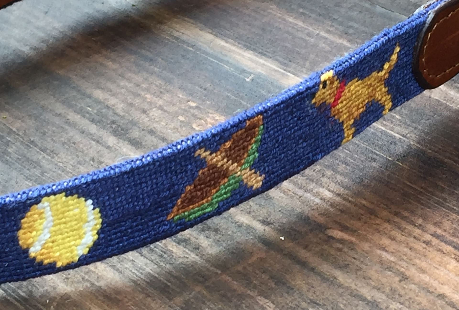 Picture of Smathers and Branson Needlepoint Sunglass Strap