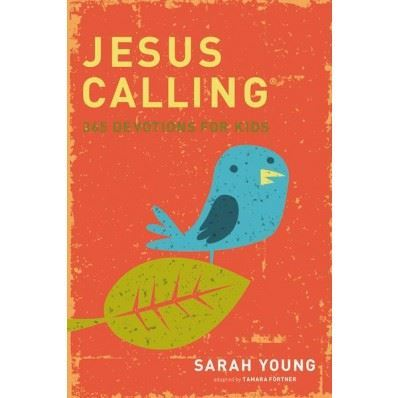 Picture of Jesus Calling: 365 Devotions for Kids