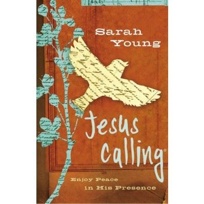 Picture of Jesus Calling: Teen Edition Book