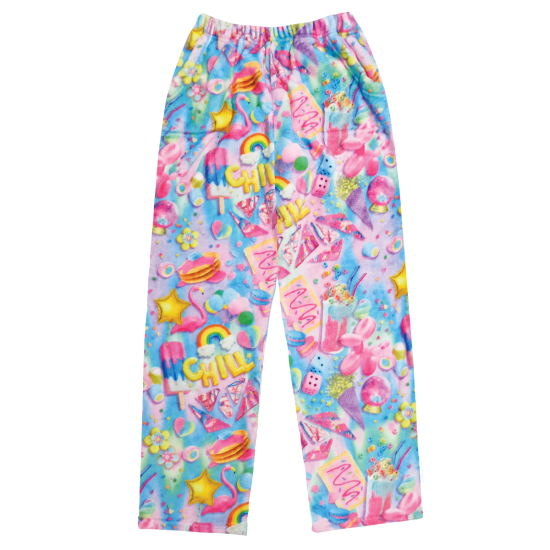 Picture of Youth Chill Plush Pants - Youth Large Only