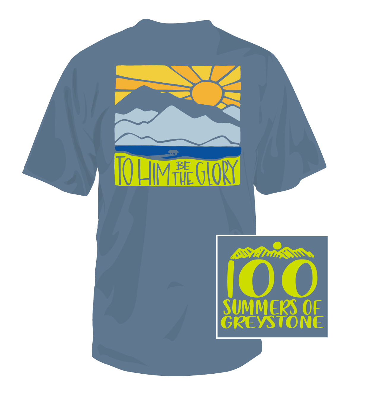Picture of Theme Shirt, 100th yr
