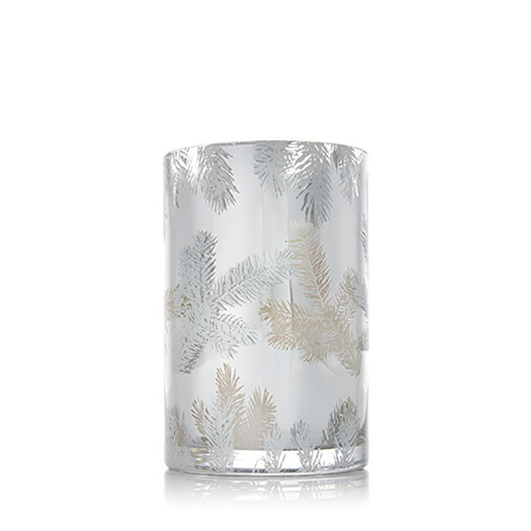 Picture of Thymes Birch Medium Luminary Poured Candle