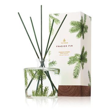 Picture of Thymes Frasier Fir Pine Needle Reed Diffuser