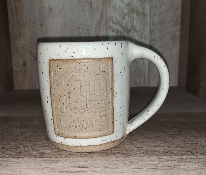 Picture of Handthrown 100th Coffee Mug