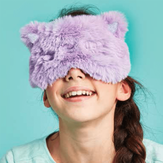Picture of Furry Cat Eye Mask