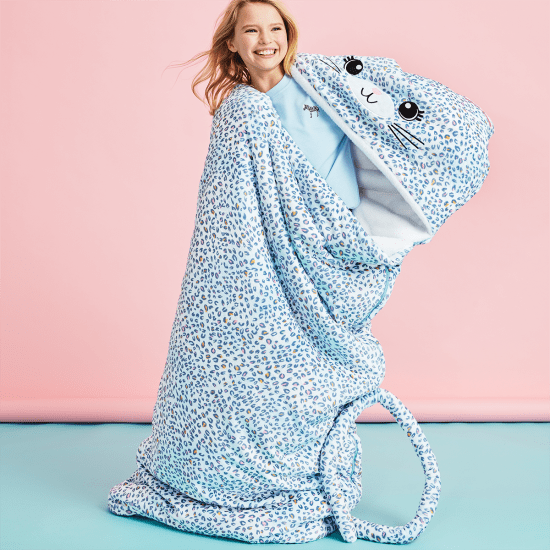 Picture of Pastel Leopard Sleeping Bag