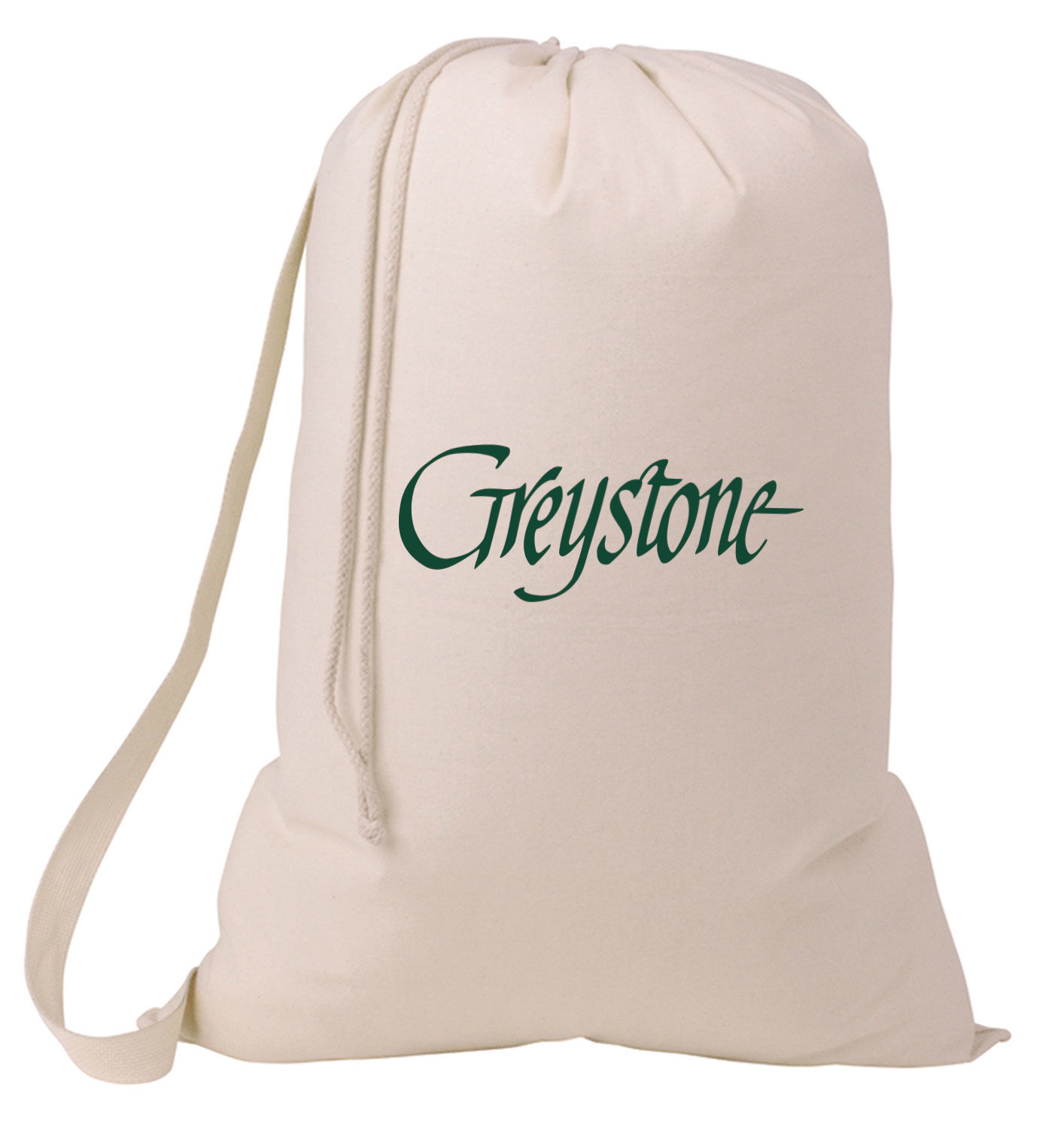 Picture of Greystone Cotton Laundry Bag