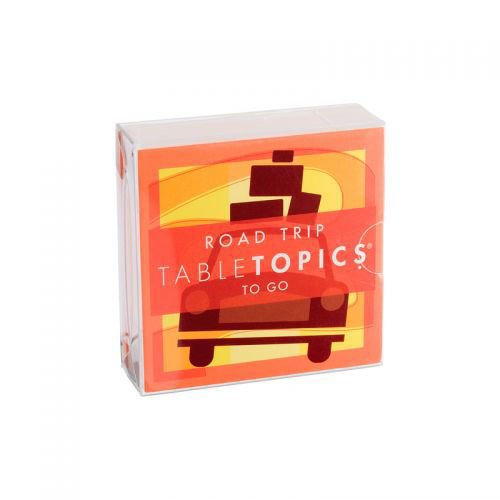 Picture of Table Topics:  To Go - Road Trip