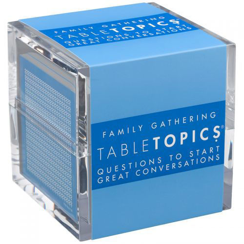Picture of Table Topics:  Family Gatherings