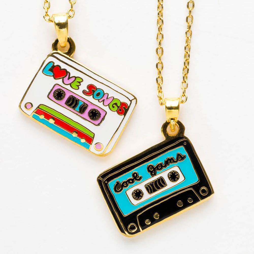 Picture of Cool Jams Cloisonne Pendant