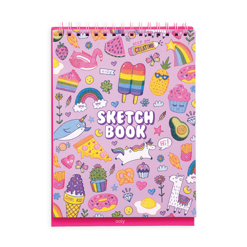 Picture of Sketch & Show Awesome Doodles
