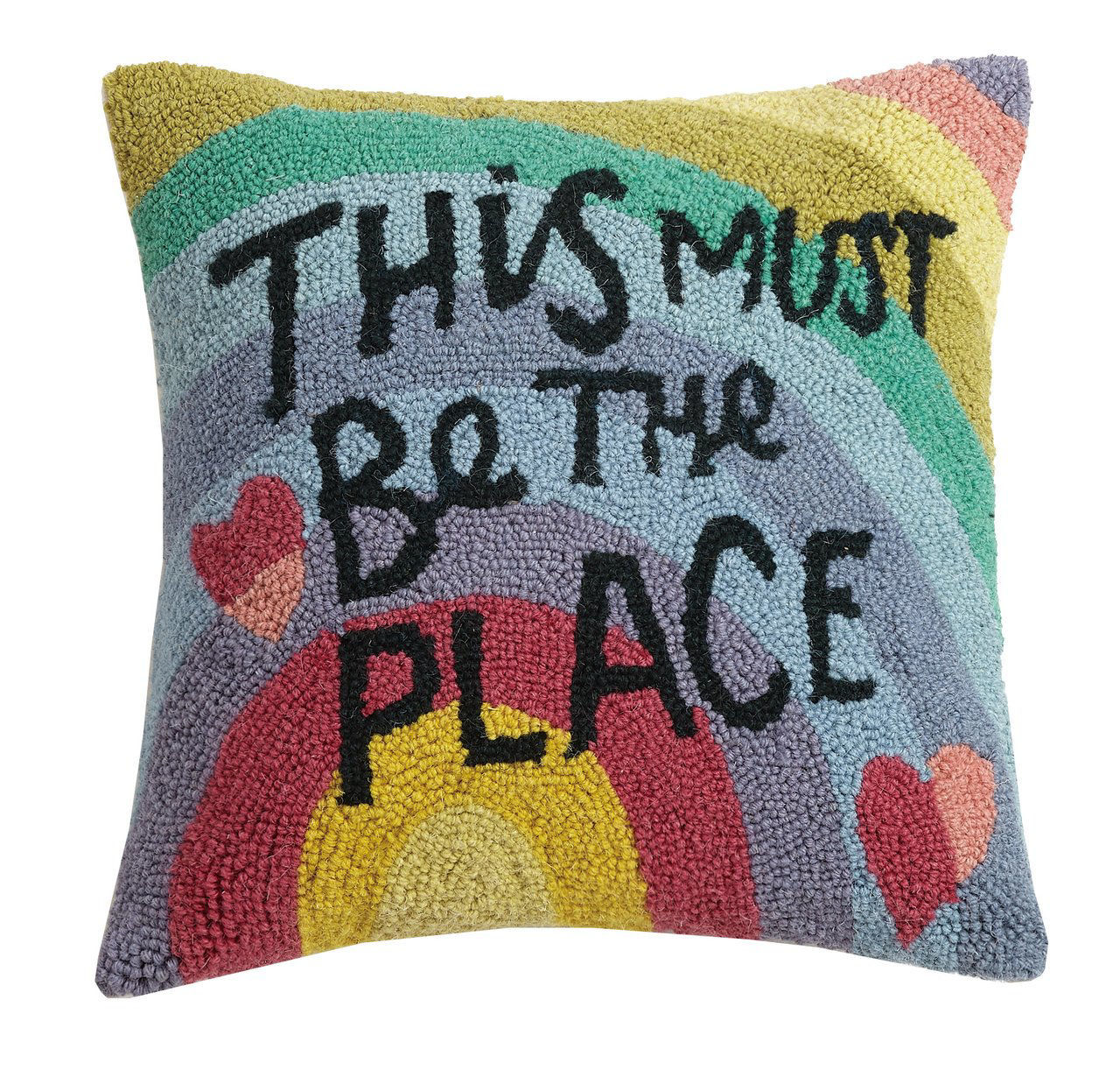 Picture of This Must Be the Place Pillow