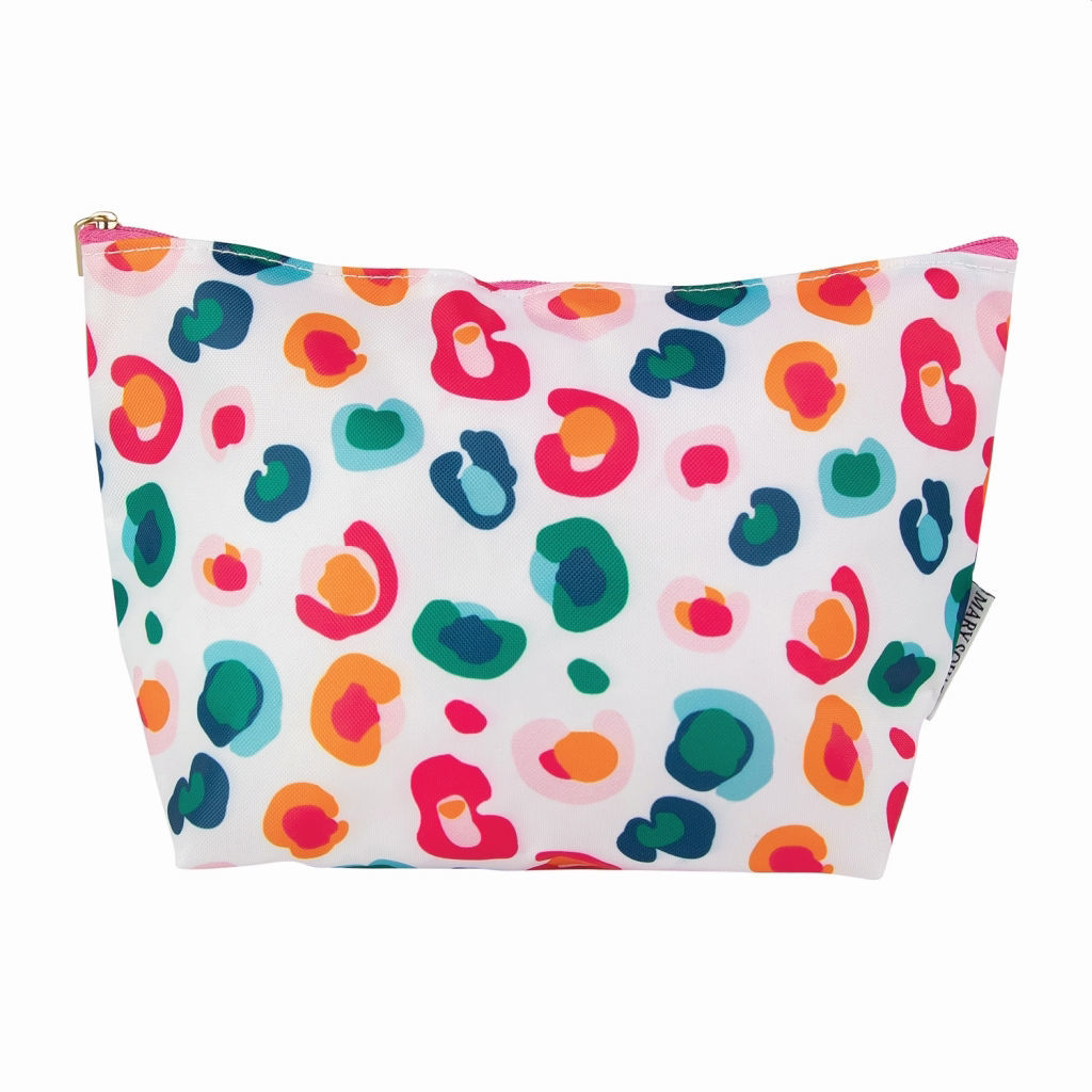 """Picture of Carryall Zippered Bag, Medium, 10"""" x 6.25"""" - 2 Colors"""