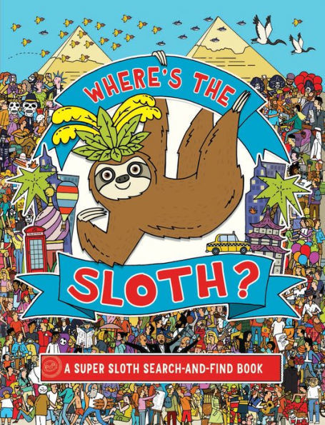 Picture of Where's the Sloth?