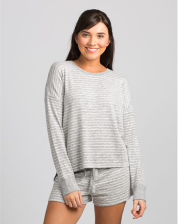 Picture of Cuddle Boxy Crew, Adult - 2 colors