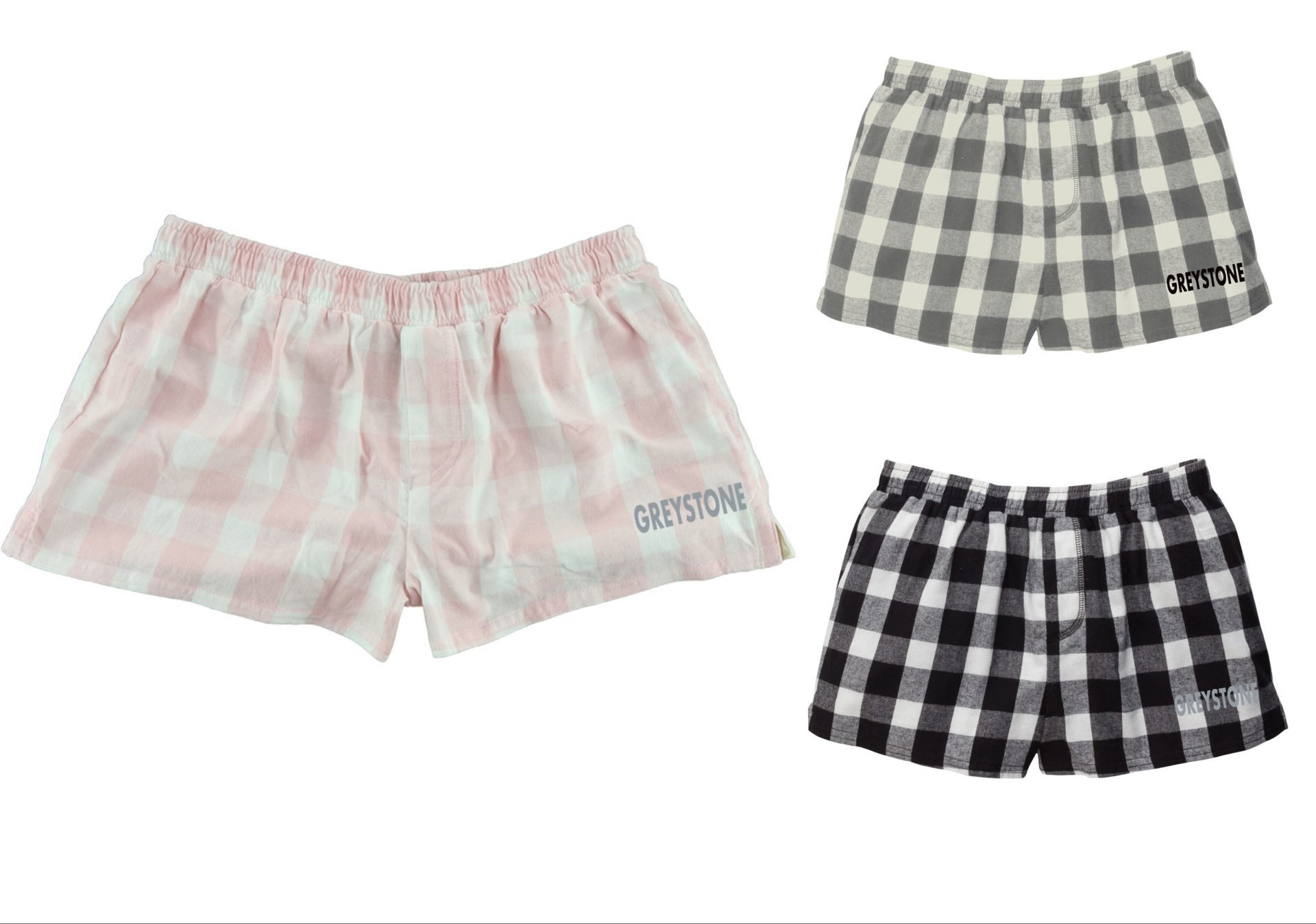Picture of Essential Flannel Boxer - Adult - 3 colors