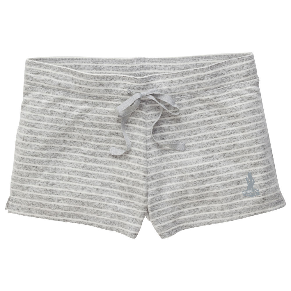 Picture of Cuddle Shorts, Oxford Stripe, Adult