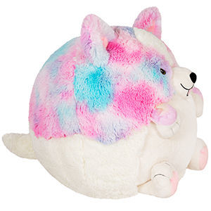 Picture of Cotton Candy Corgi Plush Pillow, 15""