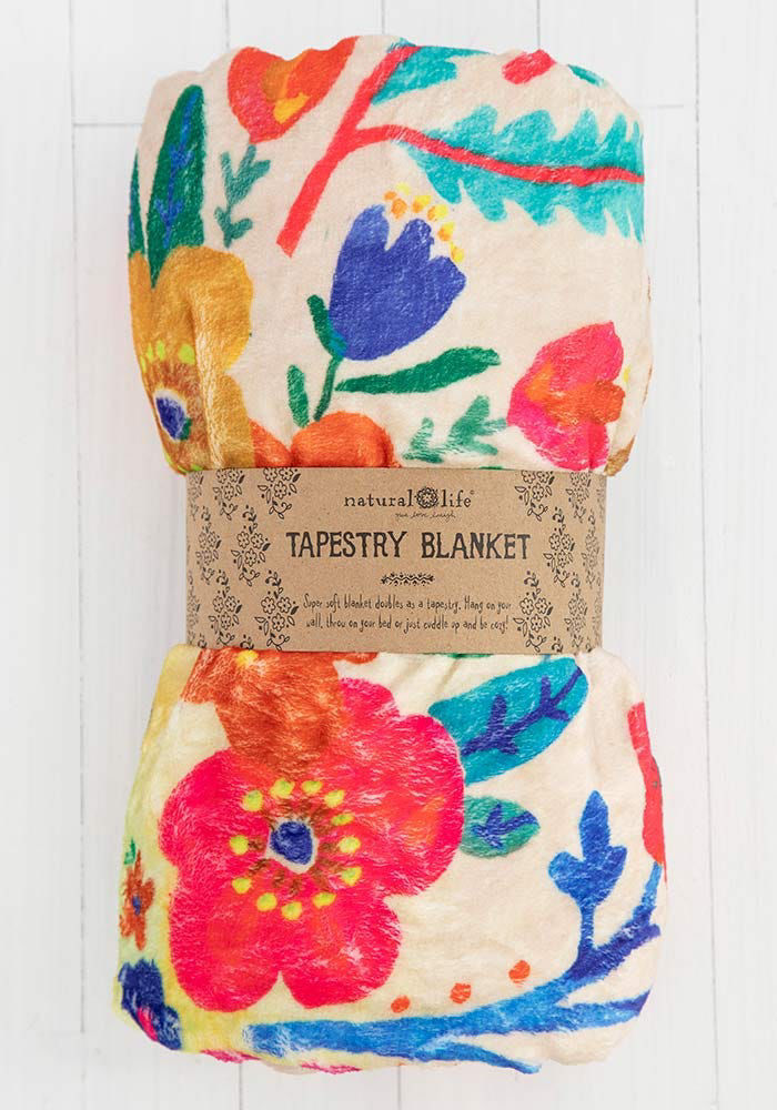 Picture of Make a Difference Tapestry Blanket
