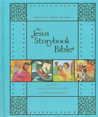 Picture of Jesus Storybook Bible