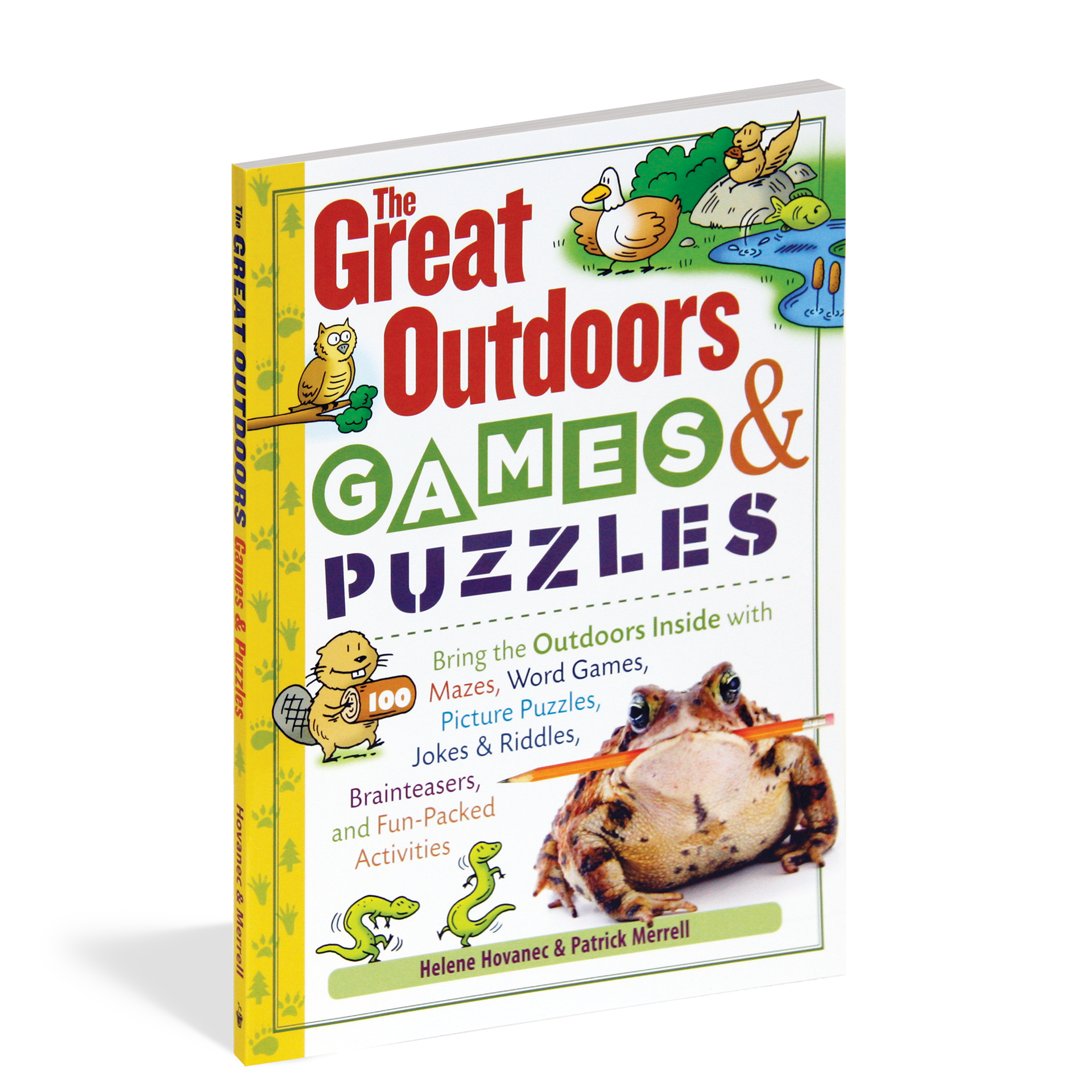 Picture of The Great Outdoors Games & Puzzles