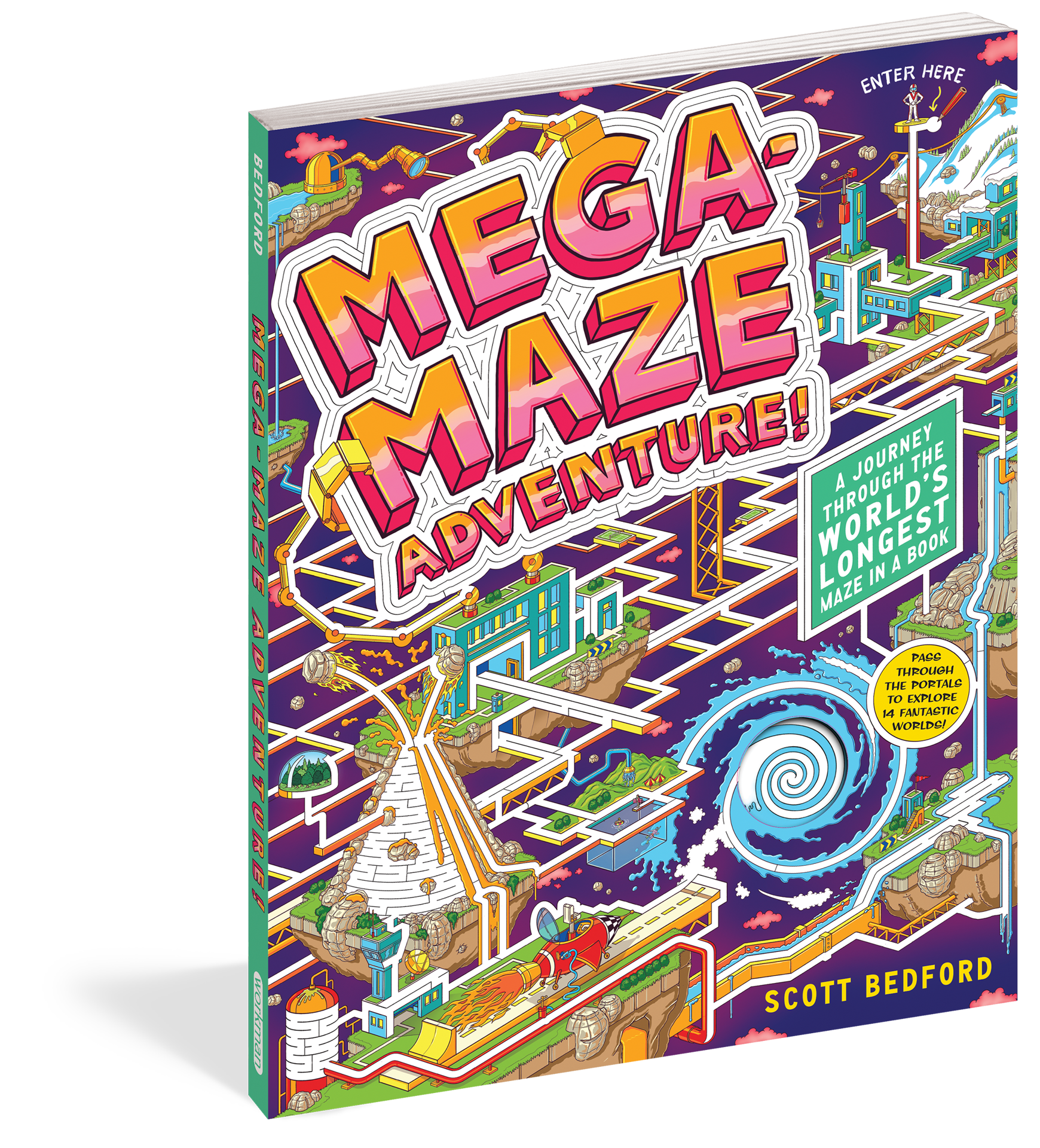 Picture of Mega-Maze Adventure