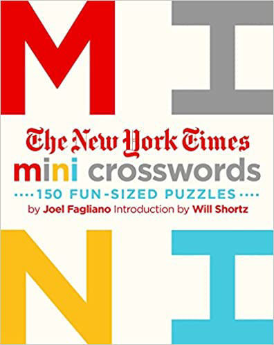 Picture of New York Times Mini Crosswords, Volume 1