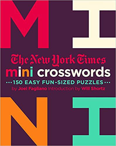 Picture of New York Times Mini Crosswords, Volume 2