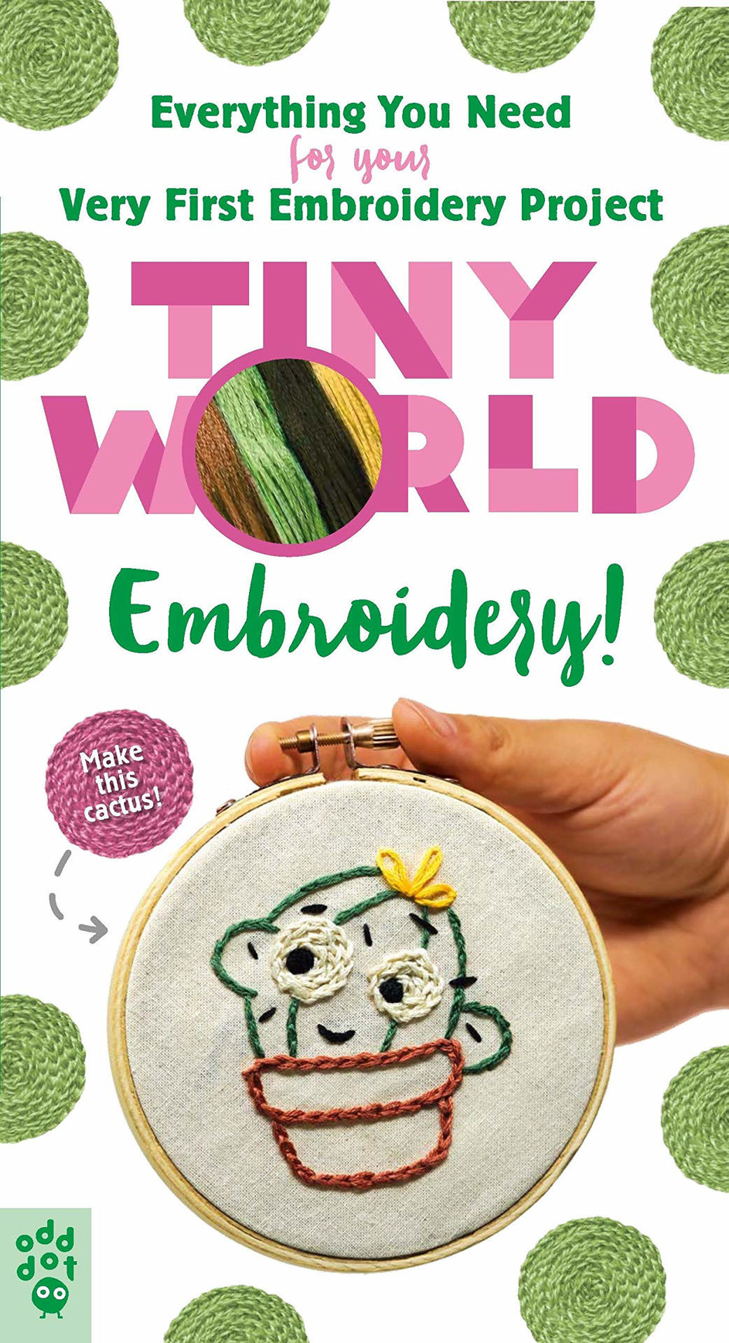 Picture of Tiny World Embroidery!