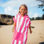 Picture of Quick Dry Hooded Poncho Towel - 2 Colors