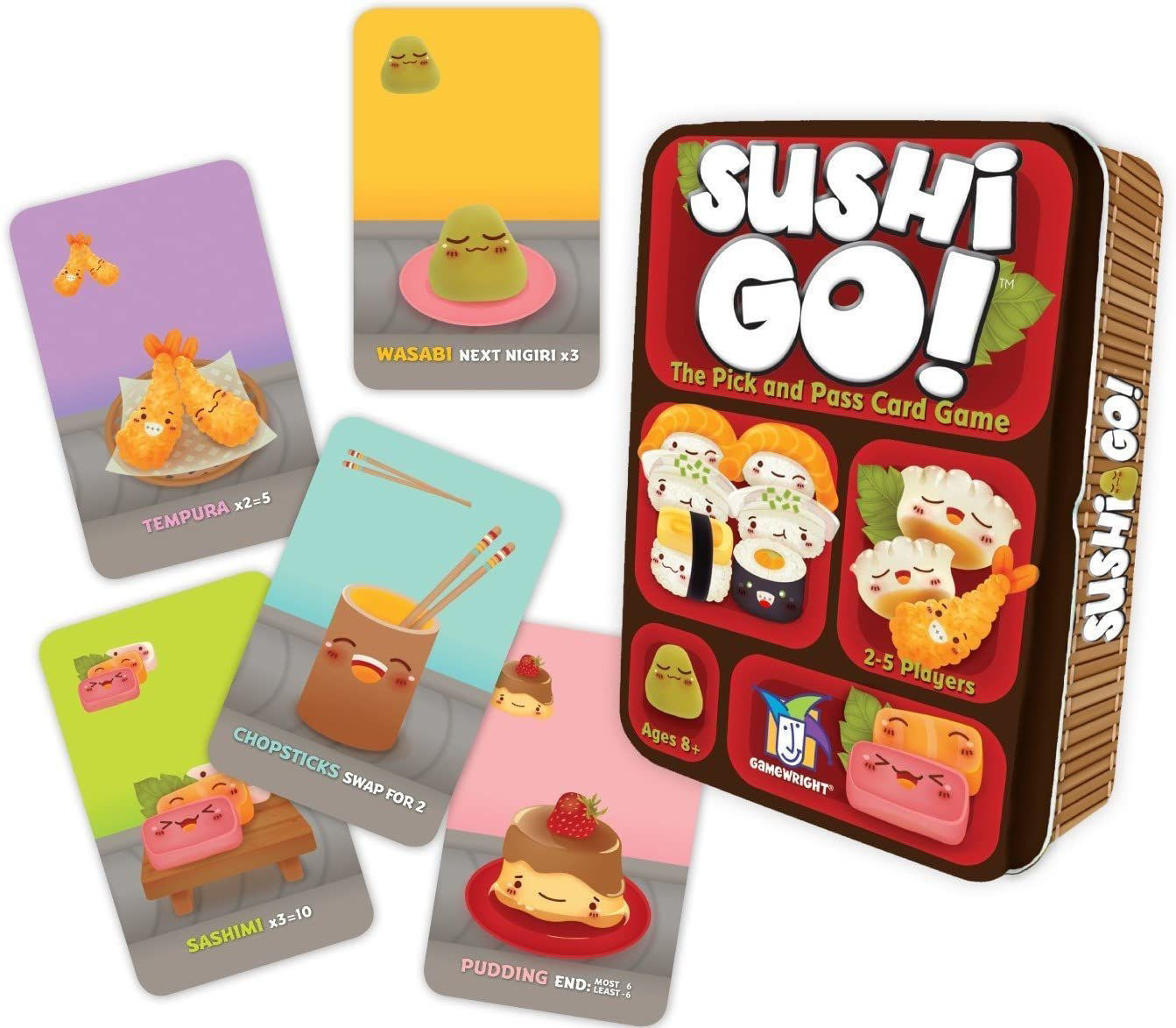 Picture of Sushi Go
