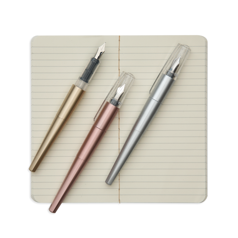 Picture of Modern Script Fountain Pens and Journal