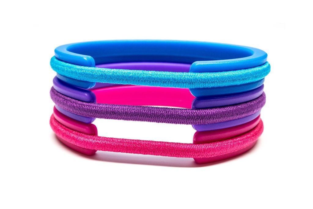 Picture of Hair Tie Bangle - 3 Pack  KIDS Size