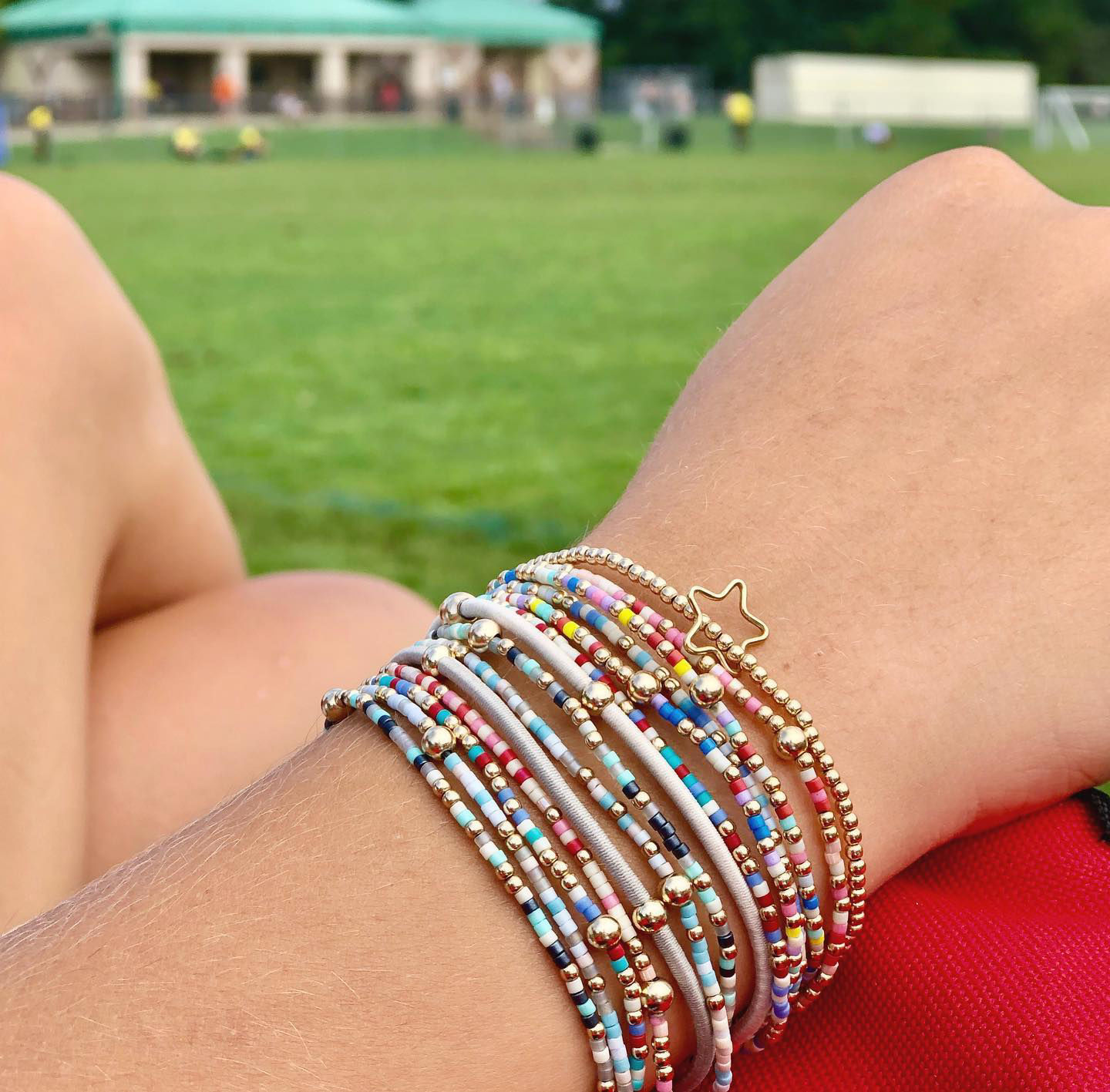 Picture of E Girl Hope Unwritten Summer Stack - 6 bracelets