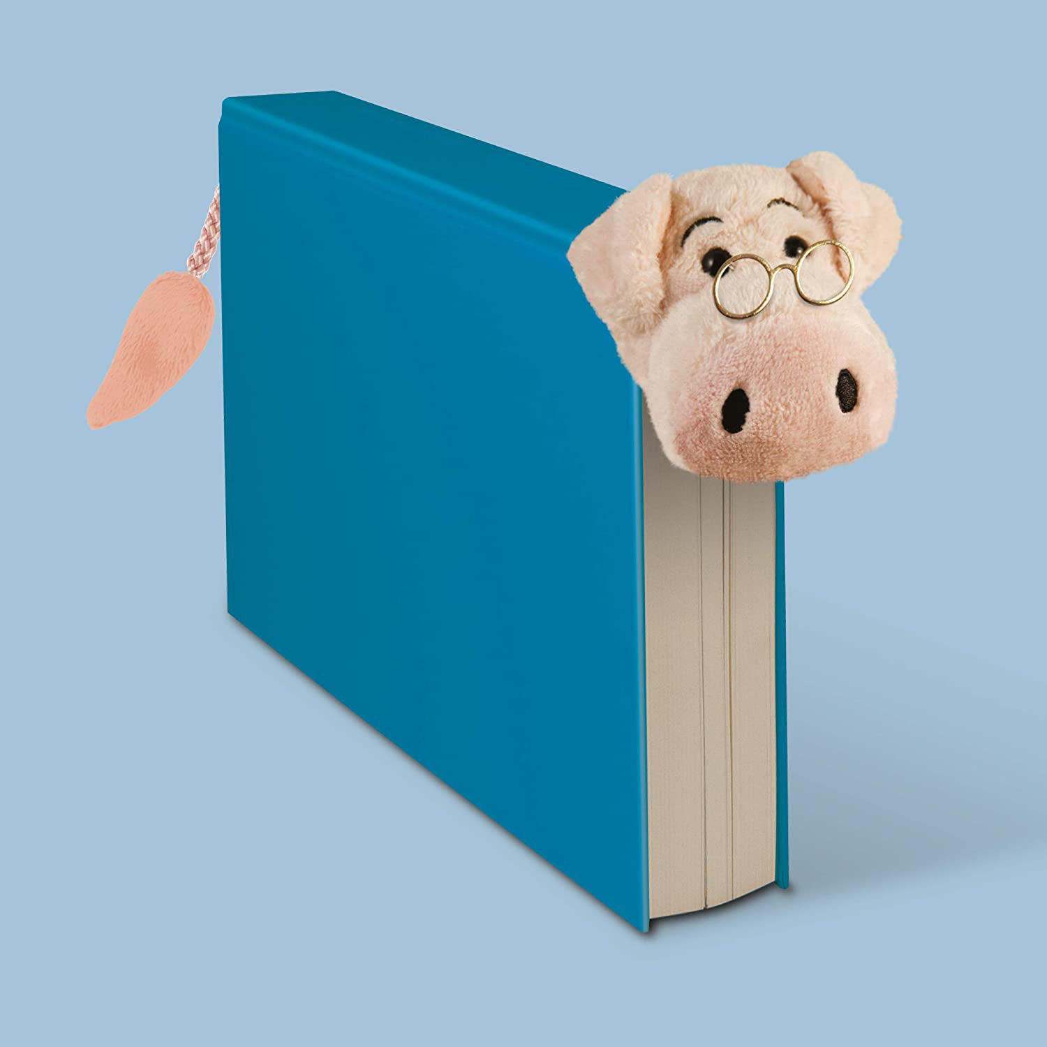 Picture of Book-Tails Bookmark - Pig