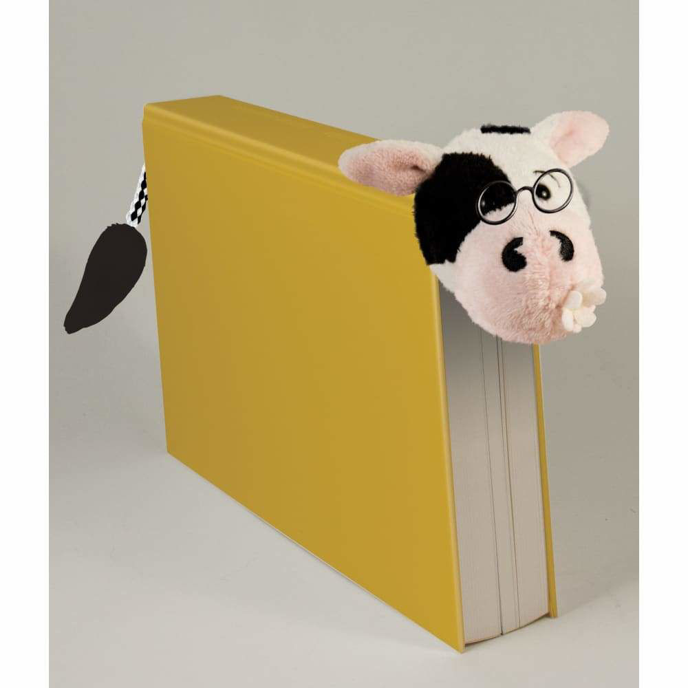 Picture of Book-Tails Bookmark - Cow