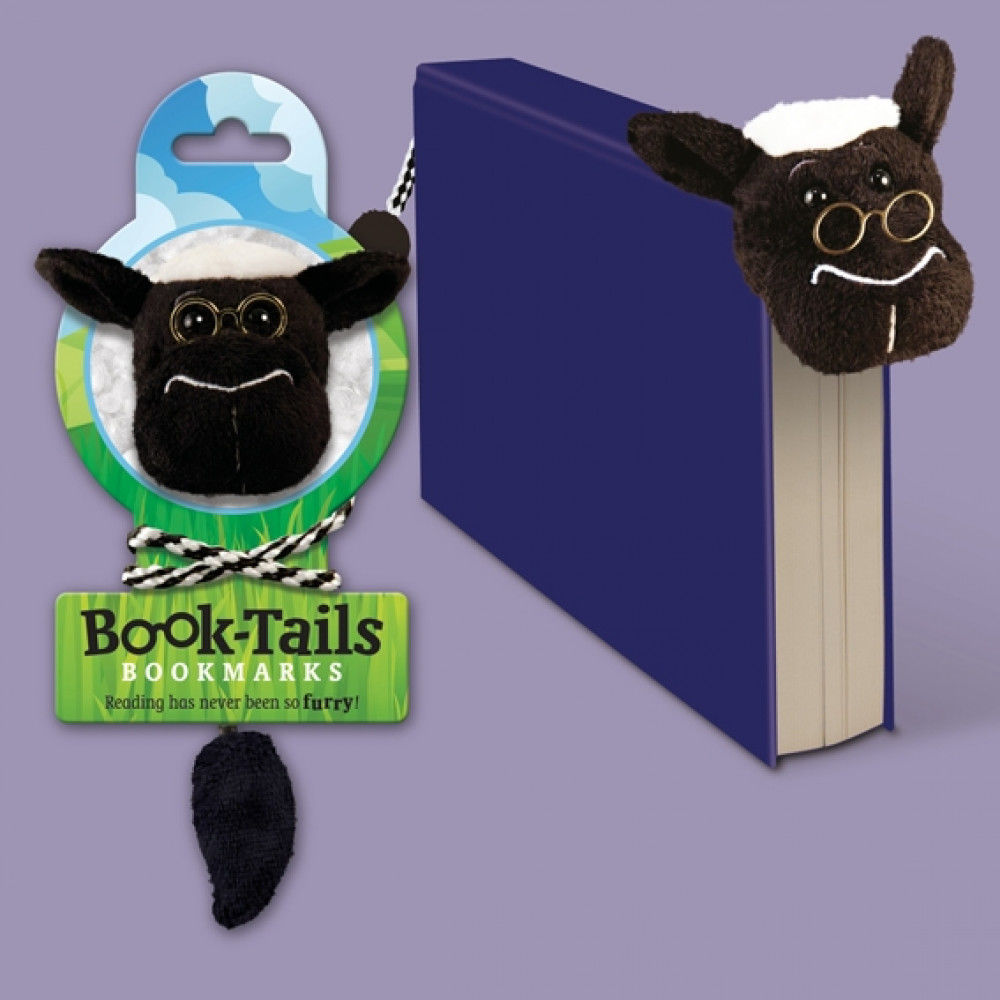 Picture of Book-Tails Bookmark - Sheep