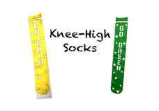 Picture of Army Star Knee High Socks