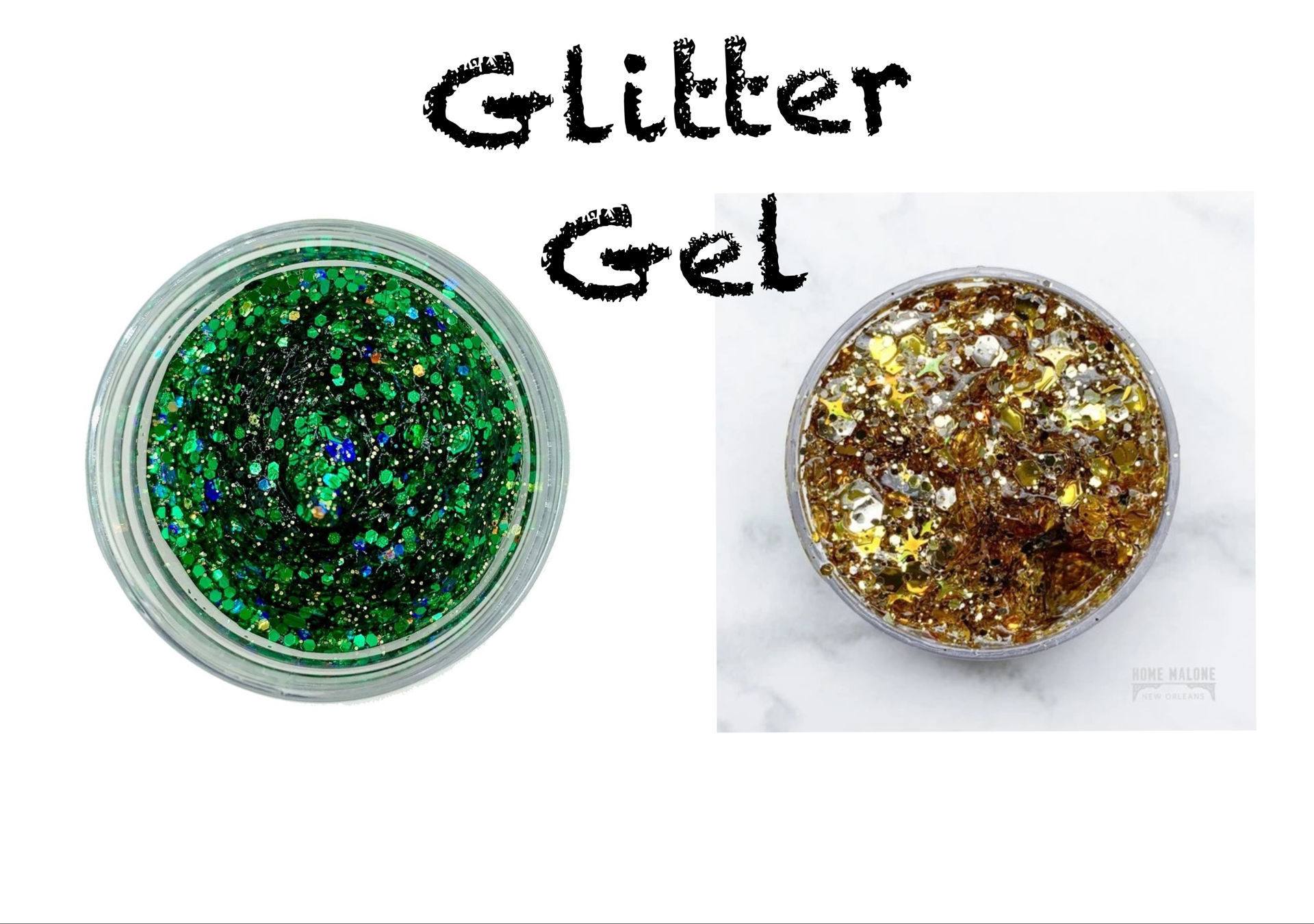 Picture of Galexie Glister Body Glitter Gel