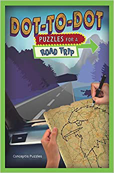 Picture of Dot-to-Dot Puzzles for a Road Trip