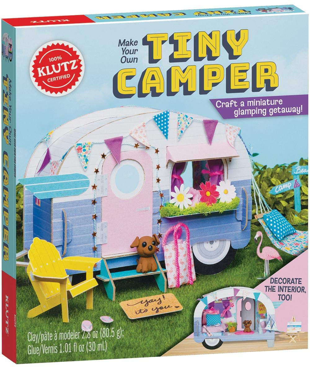 Picture of Make Your Own Tiny Camper