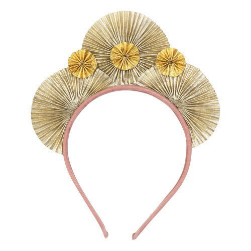 Picture of Metallic Fan Headband