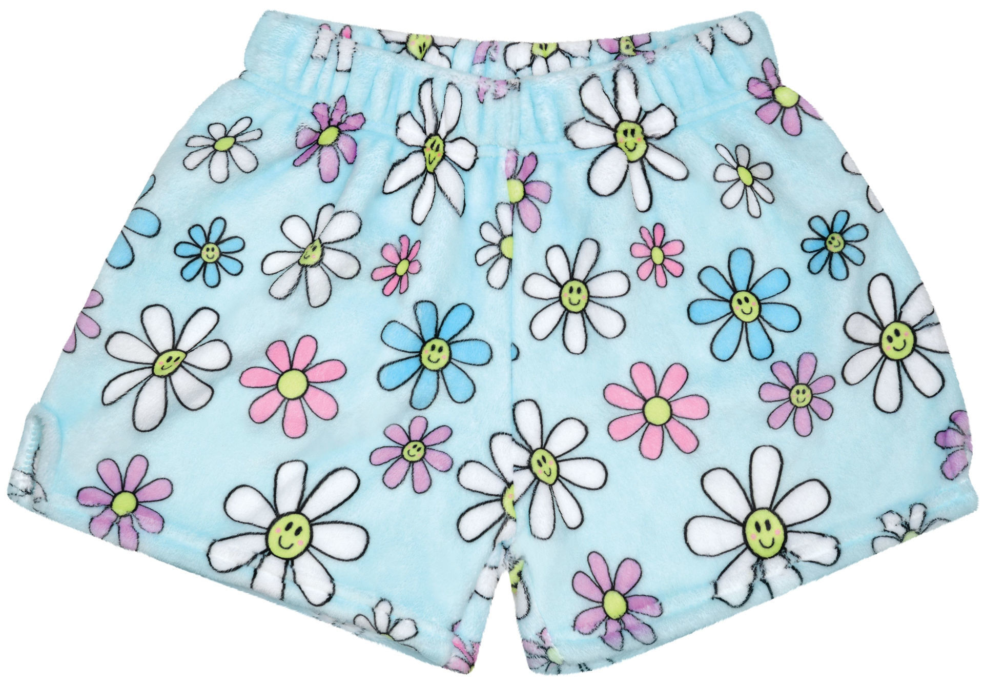 Picture of Daisies Plush Shorts