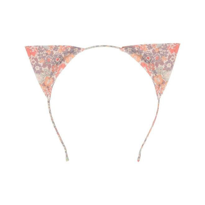 Picture of Floral Cat Ear Headband
