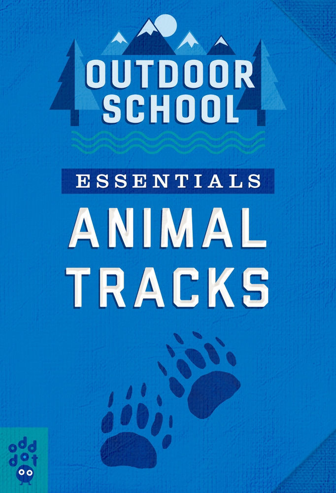 Picture of Outdoor School - Animal Tracks Book