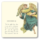 Picture of Classical Advent Calendar with Easel