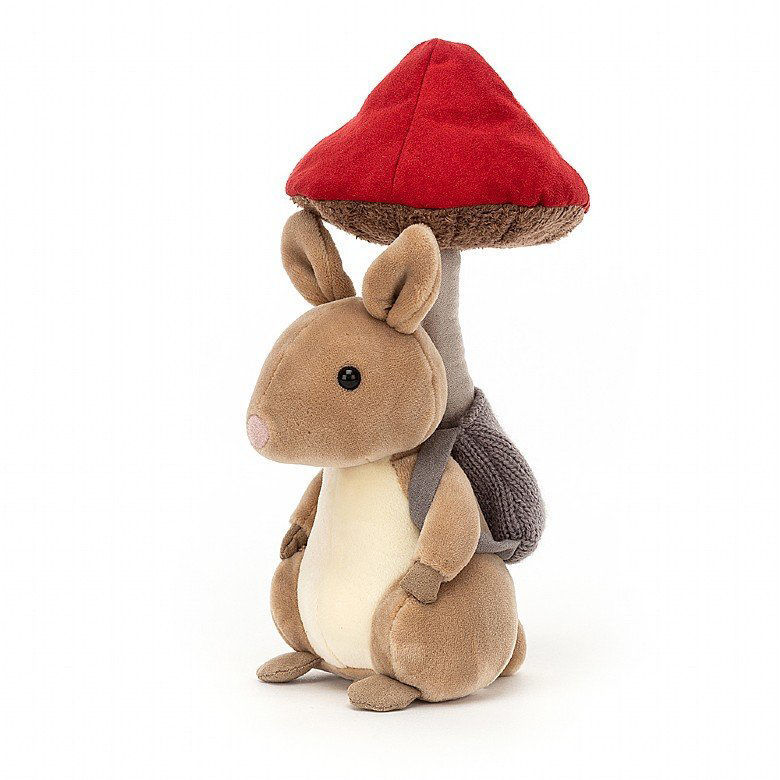 Picture of Fungi Forager Bunny