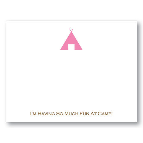 Picture of Camp Note Cards